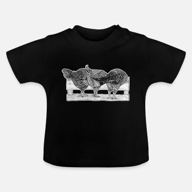 at the buffet - Baby T-Shirt