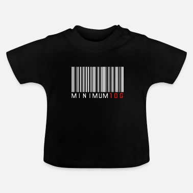 Minimum minimum-10g - T-shirt Bébé