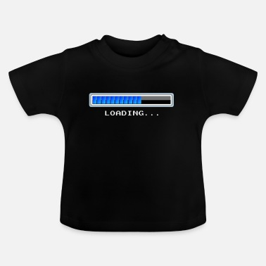 LOADING BAR BOY - Baby T-shirt