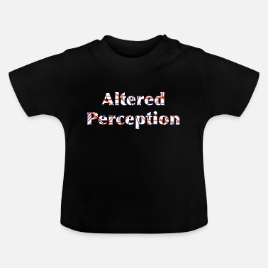 Alter Altered Perception - Baby T-Shirt