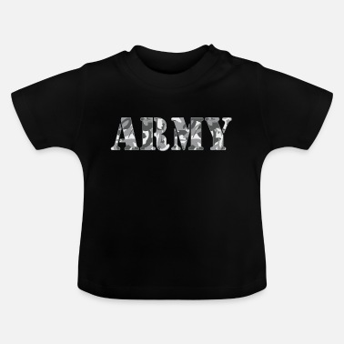 Attak De La ARMY - T-shirt Bébé