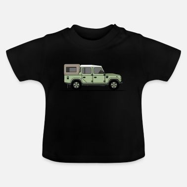 Pick Up Defender 110 - Pick Up - T-shirt Bébé
