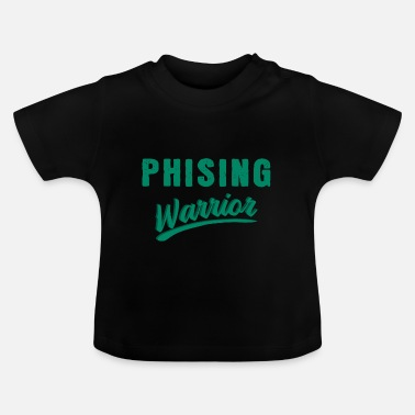 Spam Phising Data Dunning Data Fishing Online Crime - Baby T-Shirt