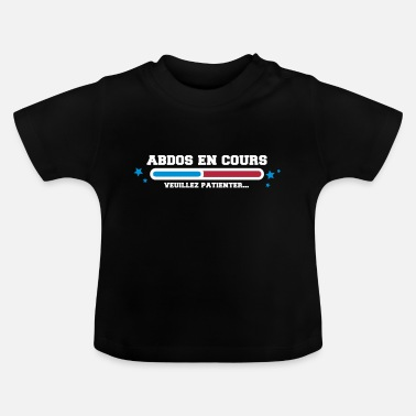 Abdo abdos en cours,citations - T-shirt Bébé