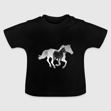 Gallop Horse gallop - Baby T-Shirt