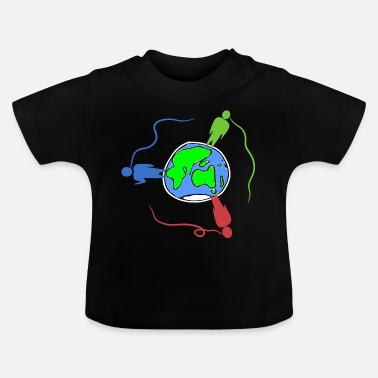 Global globalization - Baby T-Shirt
