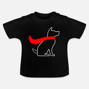 Super Superdog - Super Dog - Hero - Hero - Baby T-Shirt