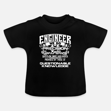 Streetwear ENGINEER WE DO - T-shirt Bébé
