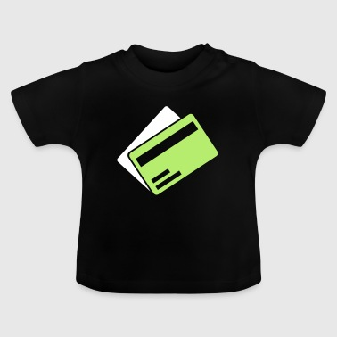 Credit Credit card - Baby T-Shirt