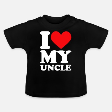 Uncle gift for childbirth Newborn child baby - Baby T-Shirt
