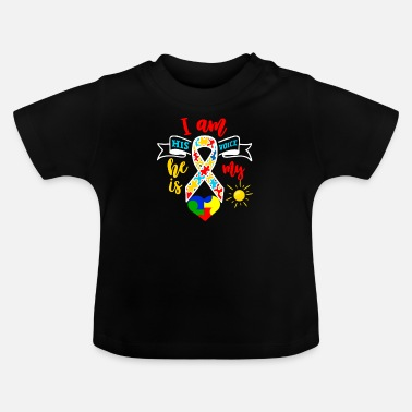 Autism Awareness Day Autism Autist Autism Awareness Day Asperger - T-shirt baby