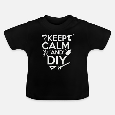 Do Yourself Is Do it yourself - Baby T-Shirt