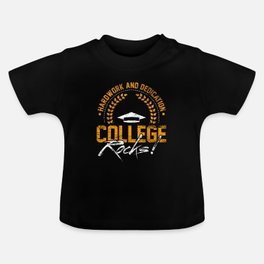 College College Rocks - Baby T-shirt