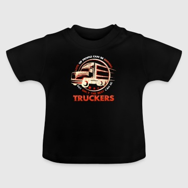 Son Truckers - Baby T-Shirt