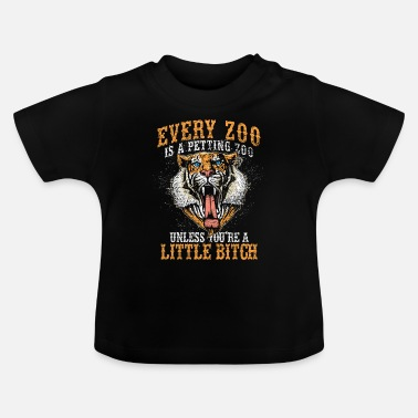 Zoo Animal Zoo Zoo Animal Zoology Zoo Animal Keeper - Baby T-Shirt