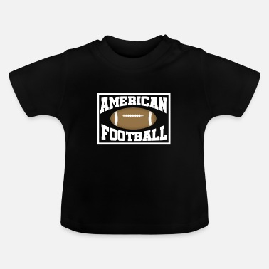 American Football American football, football sports jersey - Baby T-Shirt