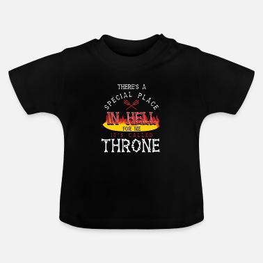 Troon Troon in de hel - Baby T-shirt