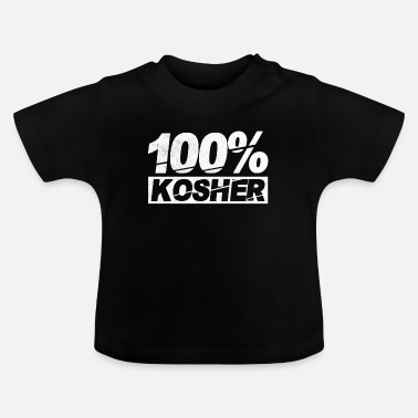 Cash 100% casher - T-shirt Bébé
