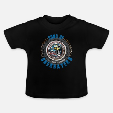Upper Bavaria SONS OF UPPER BAVARIA - Baby T-Shirt