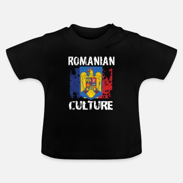 Cultuur Roemeense cultuur - Baby T-shirt