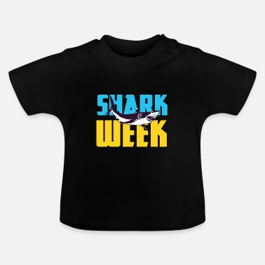 Animal Print Animal Print - Shark Week - Baby T-shirt