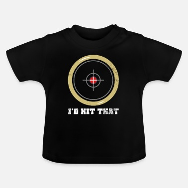 Shooting Sports Target Weapon Sport Shooting Shooting Sport Shooting - Baby T-Shirt
