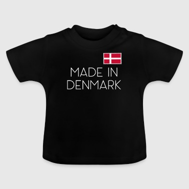 DENMARK MADE IN DENMARK FLAG NATION - Baby T-Shirt