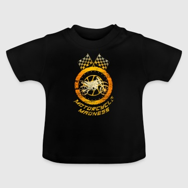 Motorcycle Madness - Baby T-Shirt