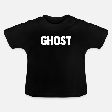 Ghost Ghost ghost ghost - Baby T-Shirt