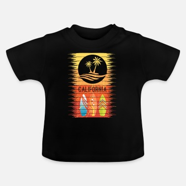 Californië Californië - Baby T-shirt