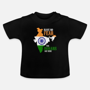 India India, India, New Delhi, Azië, India - Baby T-shirt
