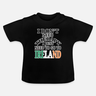 Ierland time-out - Baby T-shirt