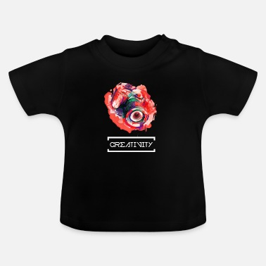 Creative creativity - Baby T-Shirt