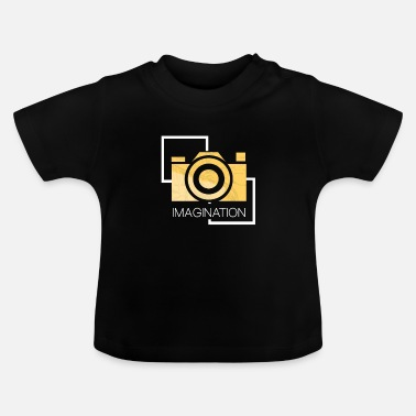 Imagination imagination - Baby T-Shirt