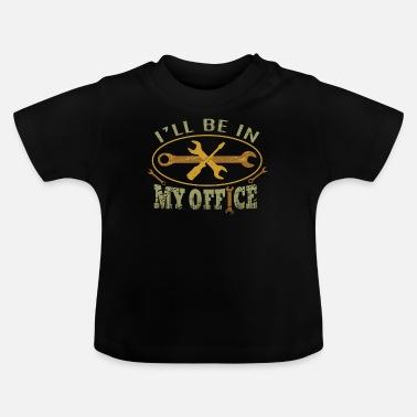 Ordina Online T Shirt Neonato Con Tema Ufficio Spreadshirt