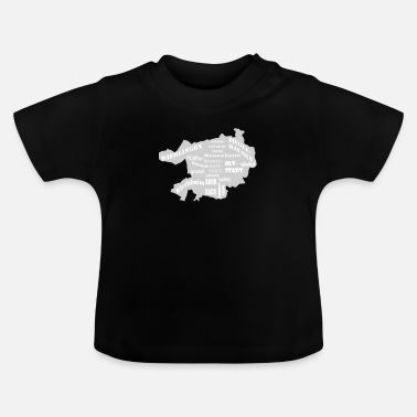 Heidelberg district and districts White Edition - Baby T-Shirt