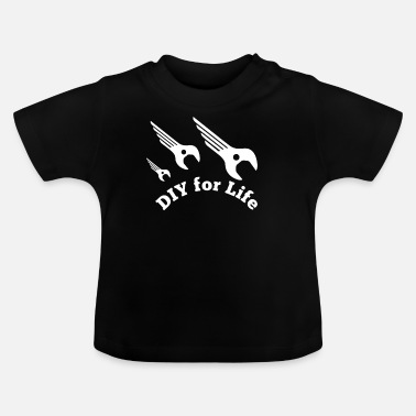 Diy DIY for livet - Flying Tools - DIY - Baby T-shirt