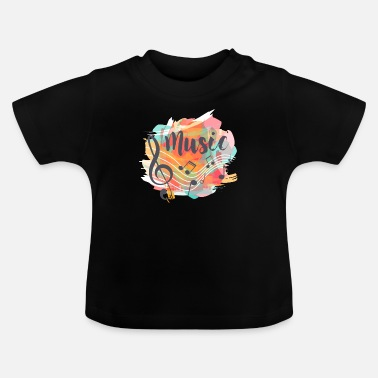 Style Of Music Music style of music - Baby T-Shirt