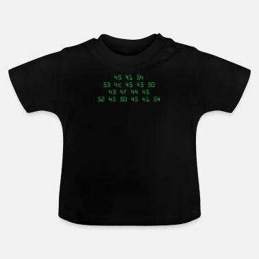 Computer Science computer science - Baby T-Shirt