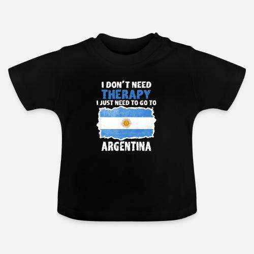 47ad39225 Argentina - Camiseta bebé. delante
