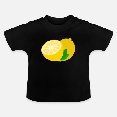 Zure … Lemon Gift Yellow Lime Sour - Baby T-shirt