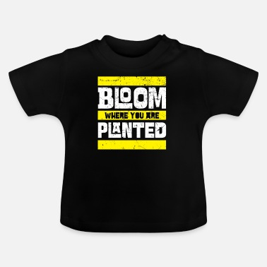 Bloom Bloom - Baby T-skjorte