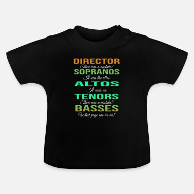 Orchester Orchester - Baby T-Shirt