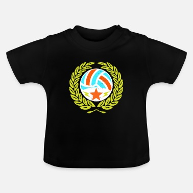 Beachvolleyball Volleybal Premium shirt Beachvolleybalgeschenk - Baby T-shirt