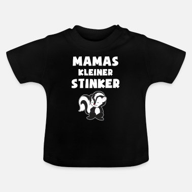 Stinker Mama's little stinker - gift - Baby T-Shirt
