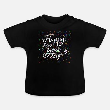 Silvesterparty Silvesterparty Feier Jahreswechsel 2019 - Baby T-Shirt