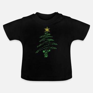 Conifer Christmas tree gift Christmas conifer - Baby T-Shirt