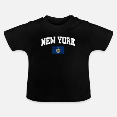 New York College Style - Baby T-Shirt