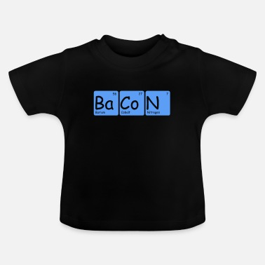Element Element bacon - Baby-T-shirt