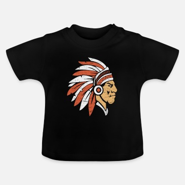 Cowboy Indian Gift Tippi Carnival Carnival - Baby-T-shirt